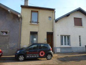 Charmante maison sur les hauteurs de Pont-Saint-Vincent